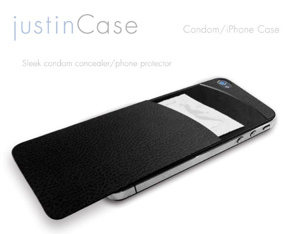 iPhone 4 Case with Hidden Compartment