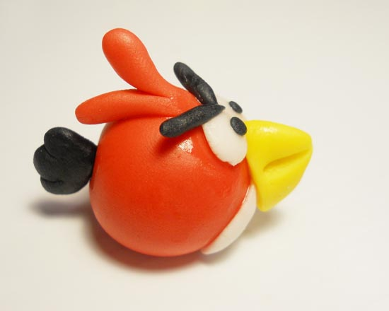 Make Your Own Edible Angry Birds