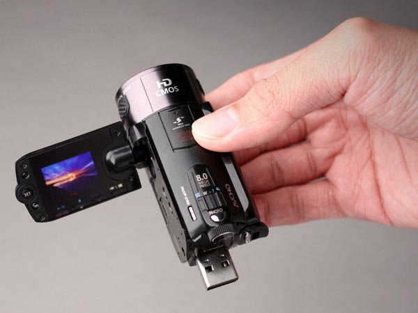 Mini Camera Styled Usb Flash Drives Gadgetsin