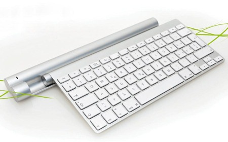 Mobee Magic Bar Charger for Apple Bluetooth Keyboard and Magic Trackpad