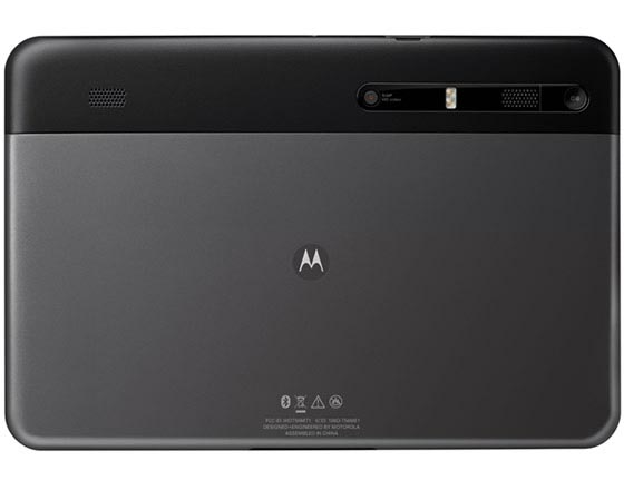 Motorola Android Tablet Xoom Wi Fi Version Now Available