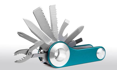 Quirky Switch Ultimate Modular Pocket Knife