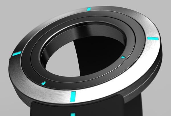 Revolutio Watch Design Concept Gadgetsin
