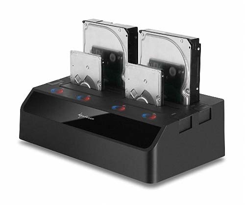 Sharkoon SATA QuickPort Quattro HDD Docking Station