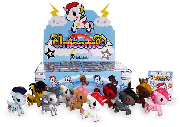 Tokidoki Unicorno Mini Collectible Figures