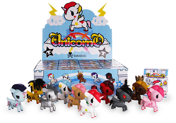 Tokidoki Unicorno Mini Collectible Figures