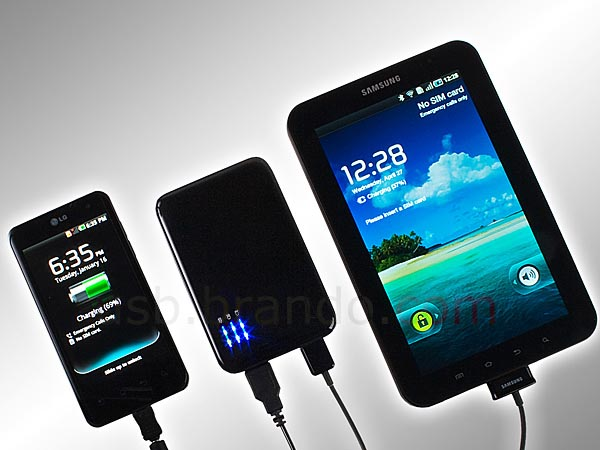 USB Power Station for Samsung Galaxy Tab