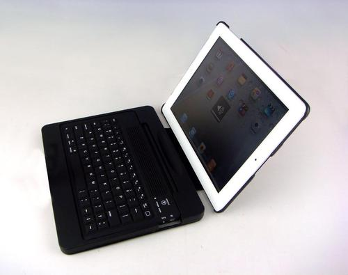 Menotek iPad 2 Case with Detachable Bluetooth Keyboard