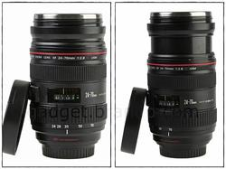 Zoom-Enabled Lens Mug