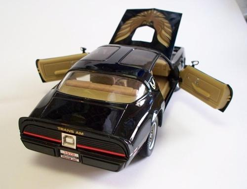 1979 Black Bandit Trans Am External Hard Drive