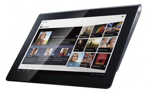 Sony S1 and S2 Android Tablets Announced