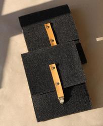 Handmade Felt iPad 2 Sleeve