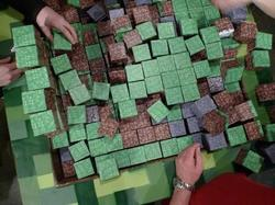 Minecraft Board Game