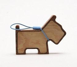 Motz Pet Styled Wooden Mini Speaker