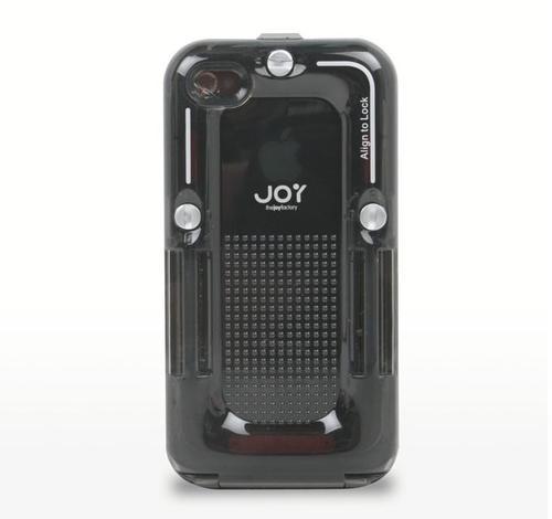 RainBallet Waterproof iPhone 4 Case