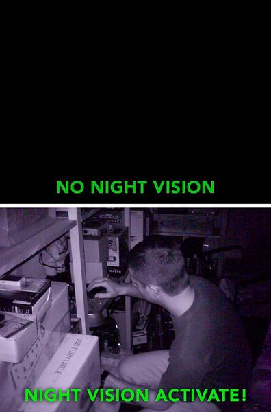 Midnight Shot NV-1 Night Vision Digital Camera
