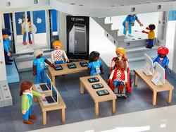 Move Apple Store into Your Home with PLAYMOBIL Play Set