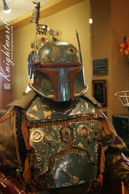 Steampunk Styled Star Wars Costumes Gadgetsin