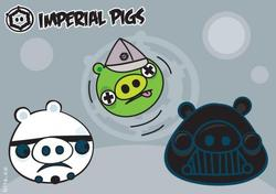 Angry Birds Themed Star Wars