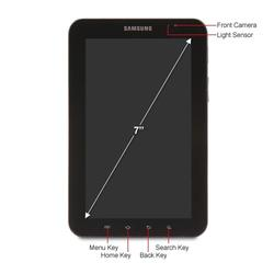 Samsung Galaxy Tab Android Tablet WiFi Version