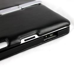 Menotek iPad 2 Case with Detachable Bluetooth Keyboard