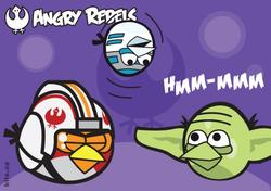 Angry Birds Themed Star Wars Part Two