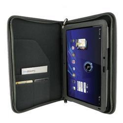 RooCASE Motorola XOOM Leather Case