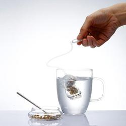 Diver Shaped Tea Infuser