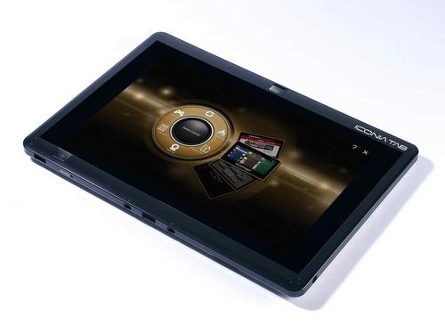Acer ICONIA Tab W500 Windows 7 Tablet PC with Keyboard Dock