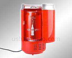 Can Shaped USB Cooler and Warmer