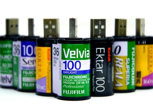 35mm Film Roll USB Flash Drive
