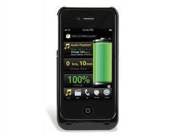 Scosche switchBACK surge g4 iPhone 4 Battery Case