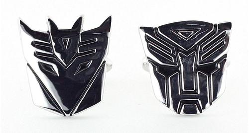 Transformers Themed Cufflinks