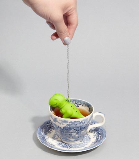 Dinosaur Tea Infuser | Gadgetsin