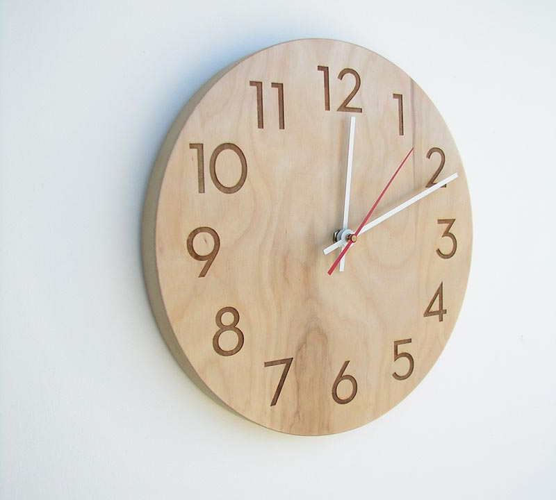 wood wall clocks 2