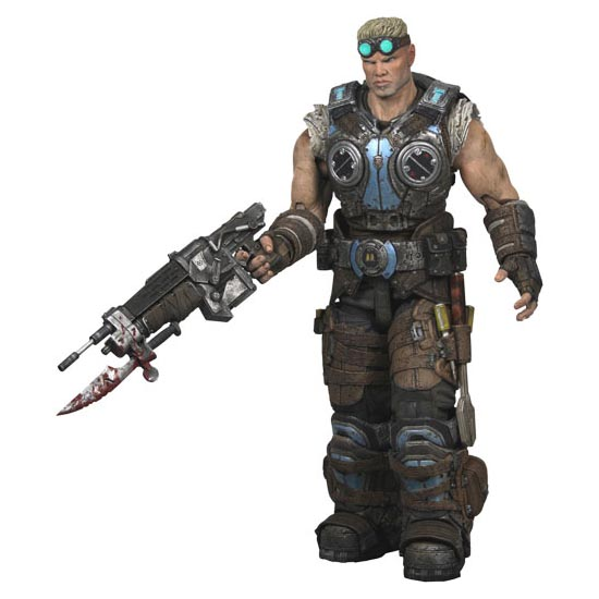 Gears of War 3 Action Figures Series 1