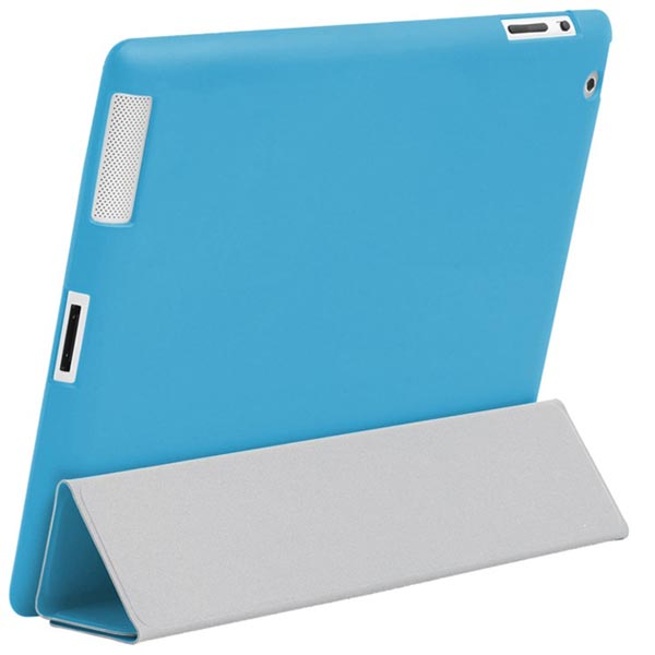 HyperShield iPad 2 Case Works Perfectly with Smart Cover