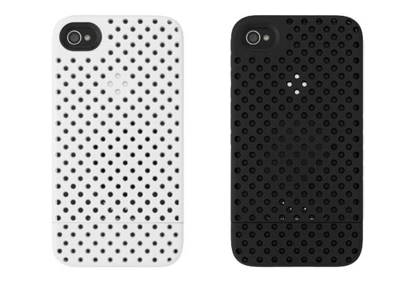 Incase released perforated case series at the end of last year now