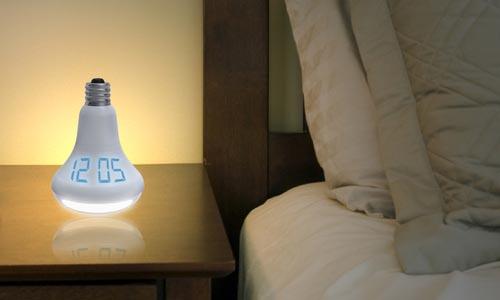 Quirky Watt Time Alarm Clock