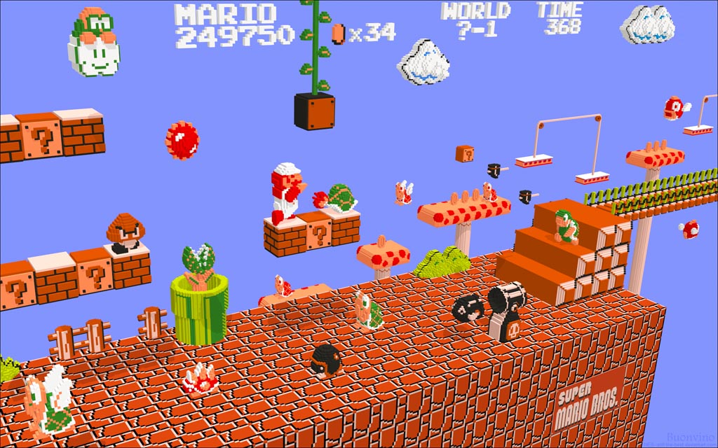 NES games have been far away from our sight, but now the 8-bit game