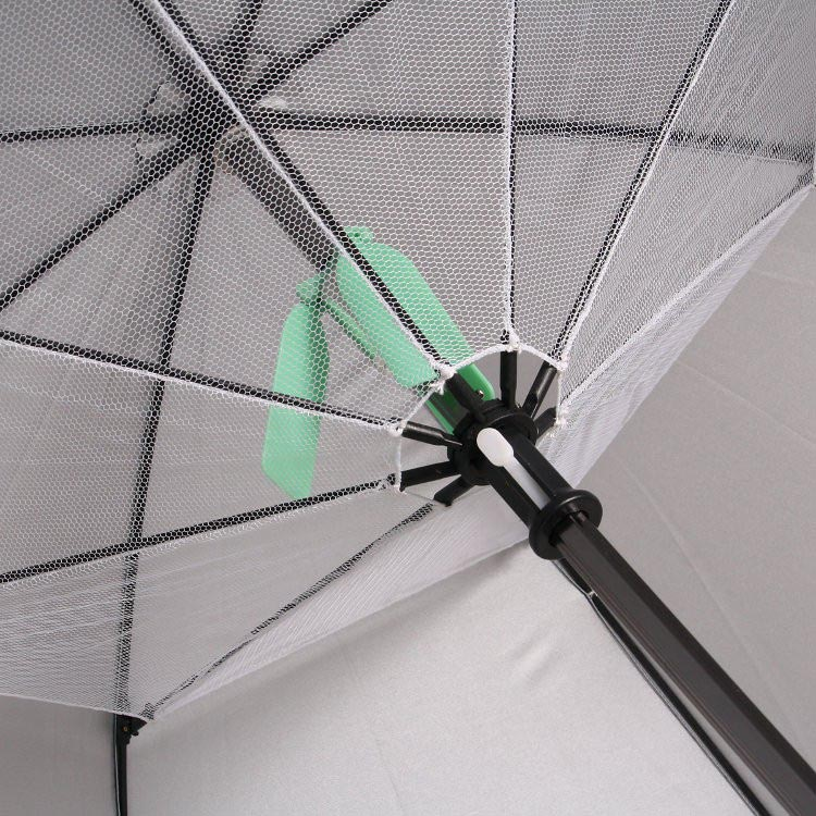 Thanko Fanbrella An Innovative Fan Umbrella Gadgetsin