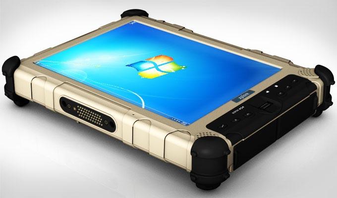 Xplore iX104C5 Rugged Windows 7 Tablet