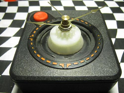 ATARI Joystick Clock