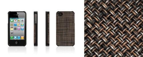 Griffin Elan Form Chilewich iPhone 4 Case
