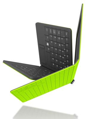 Flexbook A Hybrid of Laptop and Tablet