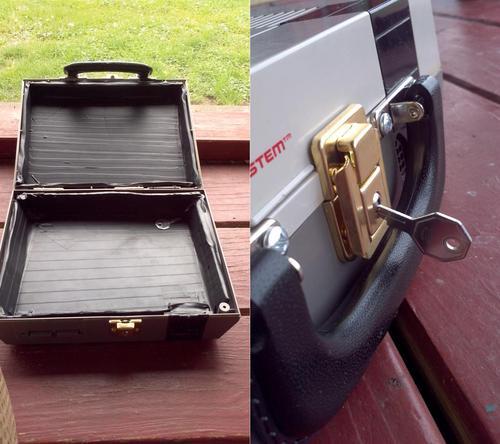 Retro NES Game Console Lunch Box
