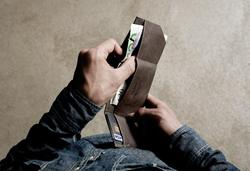 Hard Graft Handmade Leather Wallet