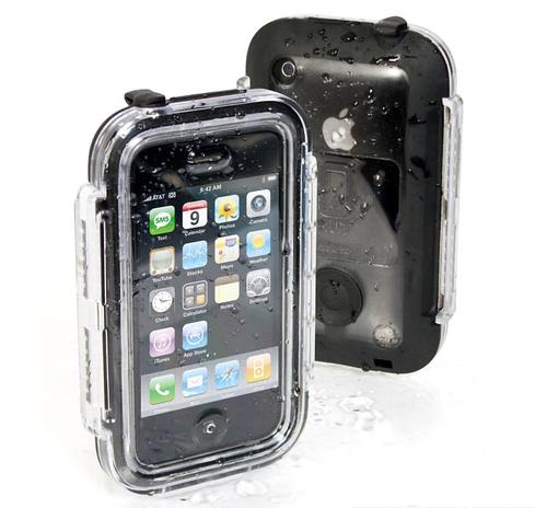 Nut-Rugged Waterproof iPhone Case