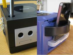 Nintendo GameCube Desktop Organizer