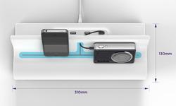 Quirky Converge Docking Station for Your iPhone, iPad and More